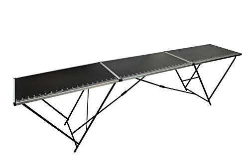 Dirty Pro Tools™ 3M Wallpaper Pasting Table Decorating Measuring Folding Portable Aluminium 3 meter Test