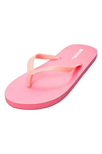 Mountain Warehouse Beach Ombre Womens Tongs Corallo