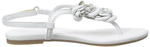 Tamaris - 28121, Sandali Donna Bianco (bianco (White 100))