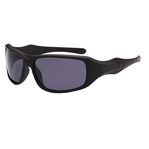 (Nacht, die Gläser Anti Starke helle Gläser für die Sicherheit fährt, die Sonnenbrille fährt Gelbe Linse Nachtsichtbrille,Grey)