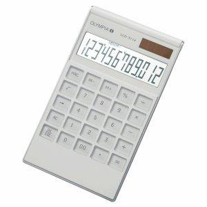 olympia-tischrechner-lcd-3112-we-batterie-solar-betrieb-weiss