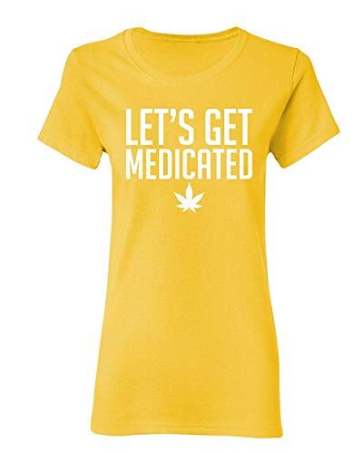 Medizinische Humor T-shirt (Lassen Sie Uns das lustige T-Shirt der medizinischen sarkastischen grafischen Neuheits-Frauen erhalten)