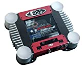 Best BOSS Audio Subwoofer car audio - Boss RT435, 2 canali, amplificatore a Mosfet, Riot Review