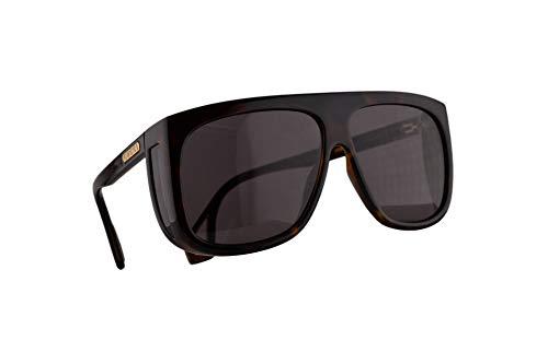 Gucci GG0467S Sonnenbrille Havana Braun Mit Grauen Gläsern 62mm 003 GG0467/S 0467/S GG 0467S