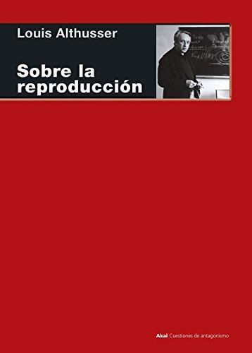 Sobre la reproducción (Cuestiones de Antagonismo)