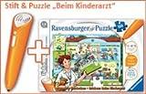 tiptoi® Paket: Stift + Puzzle