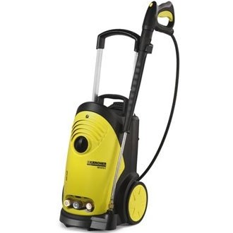 Karcher Cold Water Pressure Washer (Cold water pressure washer with a wide range of useful accessories Great for drive ways, patios and cars) From Winware