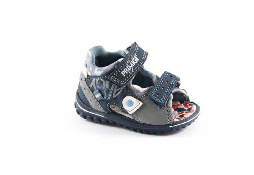 PRIMIGI 15862 bleu chaussures à talons sandales bébé larmes Blu