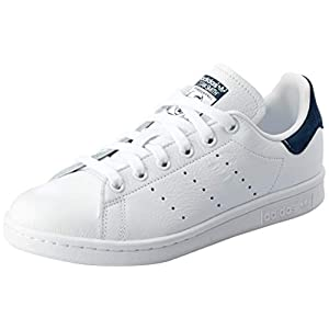 adidas Damen Stan Smith W Fitnessschuhe, Bianco, Unknown