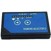 TOPIND Detector de diamantes III LED portátil de alta precisión Diamond Tester Pen joyería herramienta de prueba