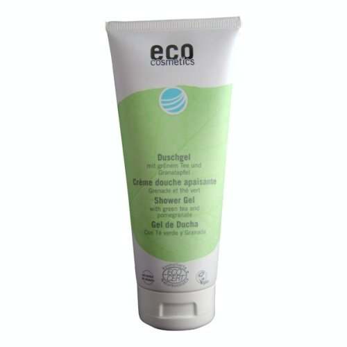 Eco Cosmetics Crème douche apaisante Grenade et Thé Vert 200ml