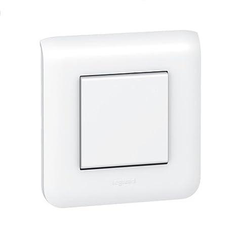 Legrand LEG99691 Interrupteur Va-et-Vient simple Mosaic 10 A