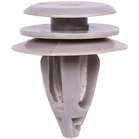 bcf59410pieces Door Trim Panel Retainer, Grey for BMW: 51418224781