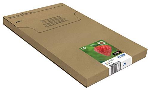 Epson Original T2986 Erdbeere, Claria Home Tinte, Text- und Fotodruck (Multipack, 4-farbig) (CYMK) - 4