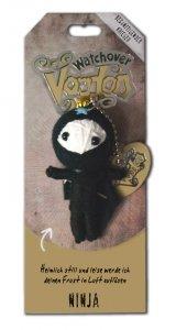 Watchover Voodoo - Schlüsselanhänger - Ninja