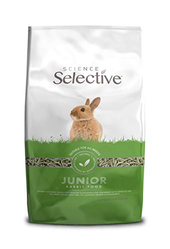 Supreme Petfoods Science Selective Junior Rabbit 10 kg,
