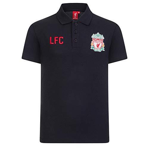 Liverpool FC   Polo Oficial niño   Escudo Club