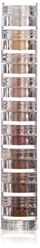 BellaPierre Schimmerpuder, Stapelset mit 9 Stück, 15,75 g, Serenity