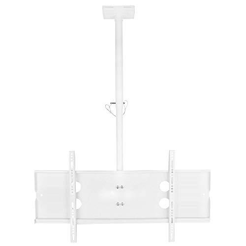 NEG Profi Universal TV-Deckenhalterung Praeceps 102W (weiß) 360° drehbar, neigbar und höhenverstellbar, bis VESA 600x400 und 50kg belastbar