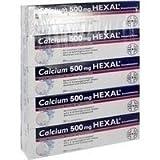 Calcium Hexal 500 mg Brausetabletten, 100 St.