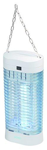 Titels zu:Domo Insektenvernichter ohne Chemie, tötet Mücken und Insekten - 11Watt, UV-Lampe