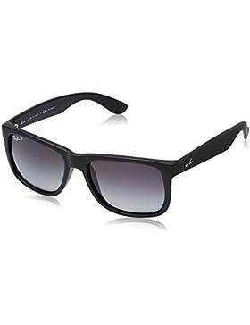 RAY BAN Herren RB4165 Polarisiert Sonnenbrille 54 mm