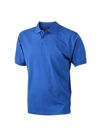 James & NicholsonHerren Poloshirt Blau Royal