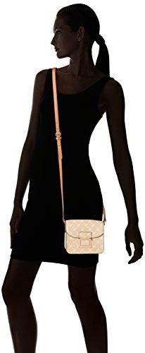 Joop! - Cortina Cosima Shoulderbag Xshf, Borse a spalla Donna Marrone (Cappuccino)