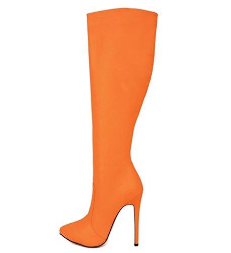 EKS , Bottes d'équitation femme Orange