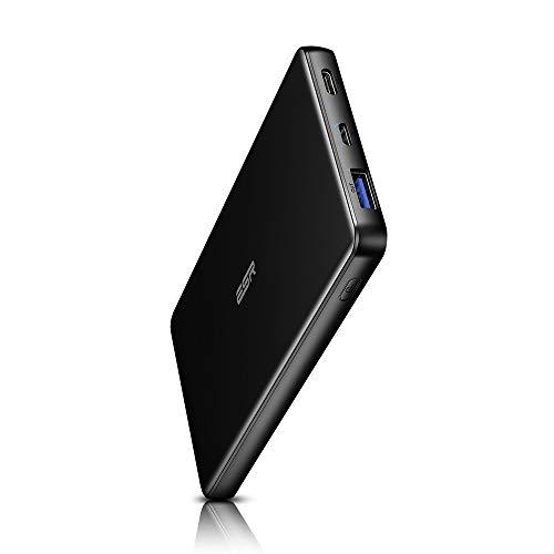 Baterias QC 3.0 con puertos USB y USB-C por sólo 8,99€