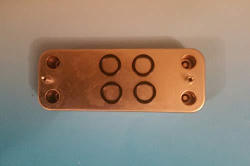 Ideal Isar HE24 Logic Kombi 24 DHW Wärmeaustauscher 175417 Platte Zu Platte