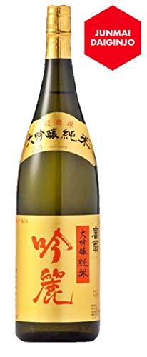 TOMIO GINREI Premium-Sake (japanisch Reiswein) Junmai DaiGinjo (1 x 0.72 l)