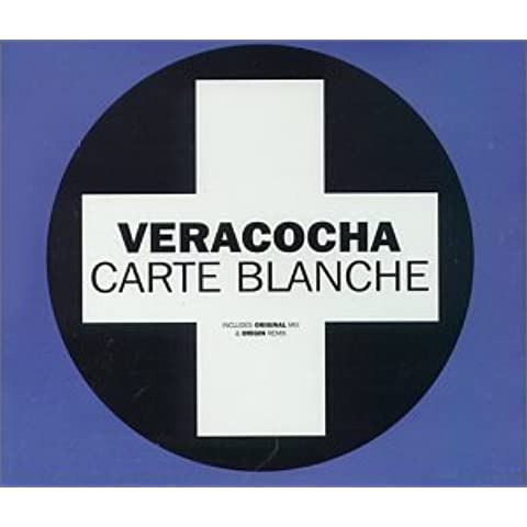 Carte Blanche By Veracocha (1998-11-09)