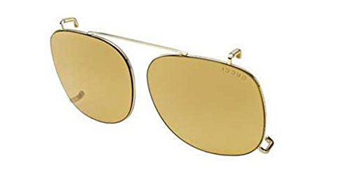 Gucci 1044 Clip-on Gold J5G TVD