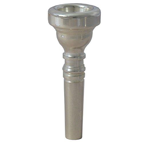 Soundman® Jagdhornmundstück 7C (großer Schaft) für Jagdhorn/Posthorn/Fürst-Pless-Horn (versilbert) Mundstück