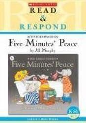 Five Minutes Peace Teacher Resource (Read & Respond)