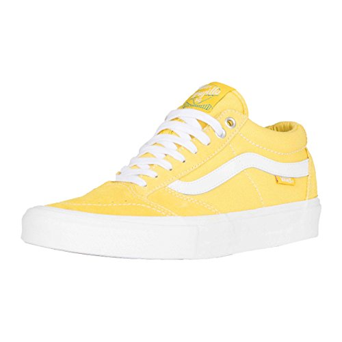 540082a337d1 Vans TNT SG Pro Maize Yellow White Uk9 - Buy Online in UAE.