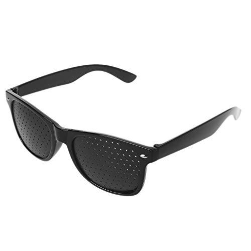 HavanaYZ Vision Care Korrektive Verbesserung der Pinhole Kleine Anti-Müdigkeit Augenschutzbrille
