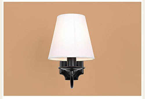 Zhdc® moderna lampada da parete nordic comodino europea originalità