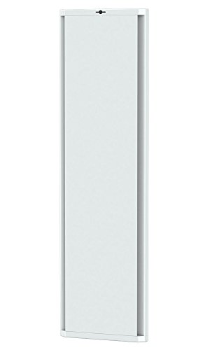 Cayenne Radiateur à inertie Double coeur Céramique vertical Indiana 2000W