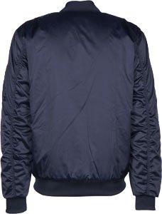 adidas Herren Ma-1 Superstar Jacke Bleu Foncé