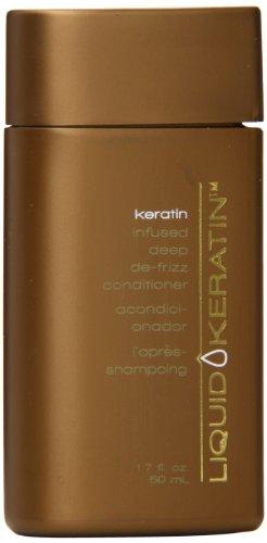 Kératine Liquide Voyage Taille Après-shampoing, 1,7 Once