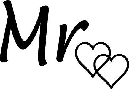 Mister Merchandise Herren Men T-Shirt Mr. Ehemann Tee Shirt bedruckt Schwarz
