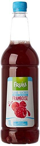 Fruiss Sirop sans Sucre Framboise 1 L