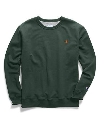 Champion Men's Powerblend Fleece Pullover Sweatshirt Fleece-pullover Golf