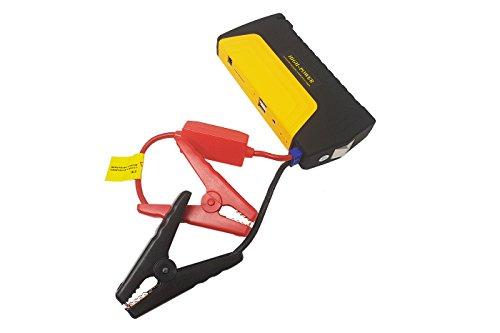 Avviatore di emergenza Yokkao per batteria auto, 16800mAh - giallo