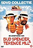 Bud Spencer & Terence Hill Collection (Crime Busters / Blackie the Pirate / Odds and Evens / Who Finds a Friend Finds a Treasure / Super Snooper)