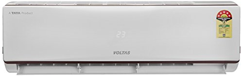 Voltas 1.5 Ton 5 Star (2017) Split AC (185JY, White)