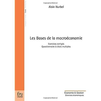 Les Bases de la macroéconomie