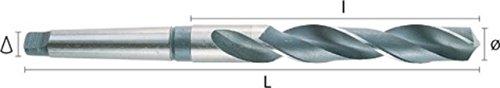 Hepyc 11210001750 - Cono di foratura gambo per forare, a ~ 17,5 millimetri, 228 millimetri (Cono Gambo Lungo)